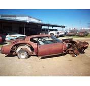 1973 Buick Riviera Parts Car 2