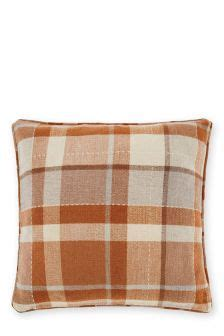 Ginger Rustic Woven Check Eyelet by 1000 Images About Living Room On Pinterest Cushions Uk