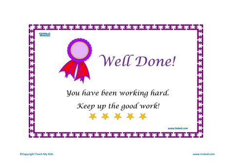 certificate of good work give this certificate of good