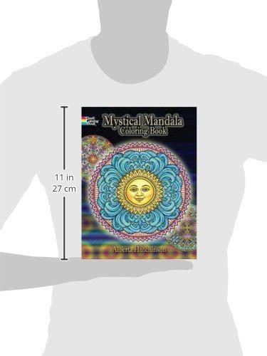 mandala coloring book in dubai mystical mandala coloring book dover design coloring