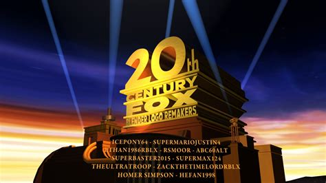 templates for blender 20th century fox 20th century fox blender logo remakers by 20thcenturydogs