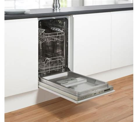 Buy BELLING BEL IDW45 Slimline Integrated Dishwasher