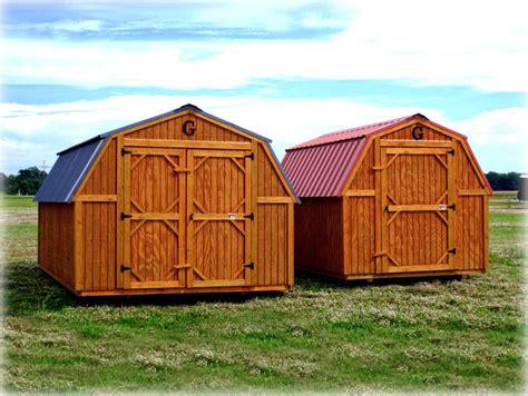 graceland barn discount portable buildings