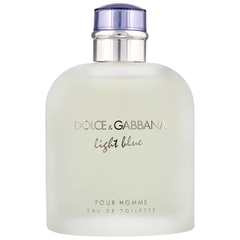 dolce gabbana light blue eau de toilette spray dolce gabbana light blue pour homme eau de toilette