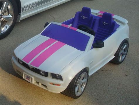 mustang gt power wheels update mustang s project powerwheels shelby gt page 2