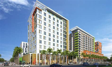 revised plans for former ins building at 79th biscayne