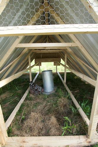 build an a frame an overview of how to build a portable chicken coop