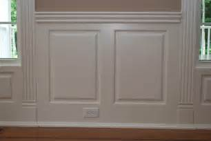 Diy Chair Rail Wainscoting - custom raised panel pictures