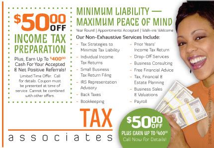 Tax Service Marketing Get Huge Returns With Every Door Direct Mail 174 Tax Preparation Postcards Templates