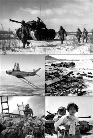 the korean war and its impact on rural life