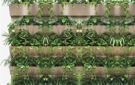 wandgarten innen gr 252 ne w 228 nde mit hydrokulturen pflegeleichte b 252 ro und