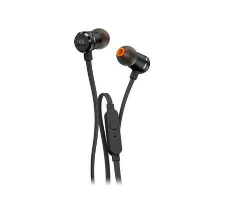 Earphone Jbl T290 Black jbl t290 in ear black headphones walmart ca