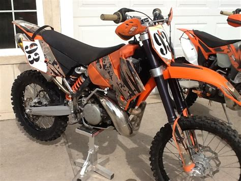 2007 Ktm 300 Xc Specs Pages 25169116 New Or Used 2007 Ktm 300 Xc Xc And Other