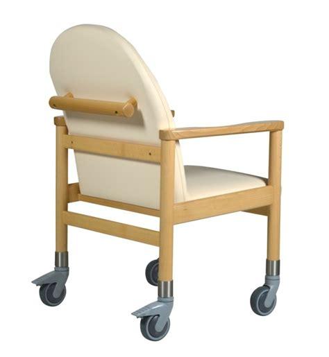 stuhl mit rollen stuhl mit rollen karby vom hersteller schmezer