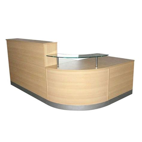 modular reception desk curved modular reception desk in a choice of finish