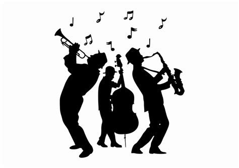 layout jazz definition jazz musician silhouettes jazz band silhouette jazz