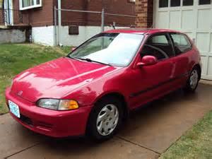 1995 Honda Civic Hatchback 1995 Honda Civic Pictures Cargurus