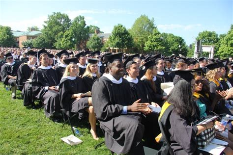 Wfu Mba by Forest School Of Business Graduates Impactful