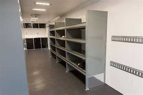 Trailer Options   Cabinets & Storage  MO Great Dane trailers