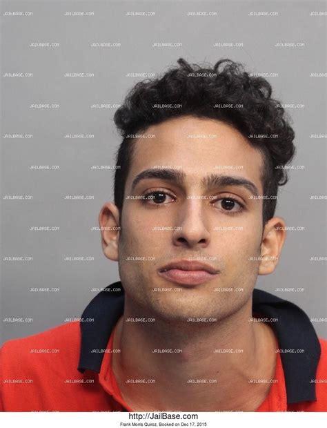 Frank Morris Criminal Record Frank Morris Quiroz Arrest History