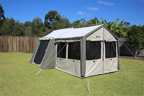 Kodiak Canvas Cabin Tent With Awning by Canvas Tents Model 6139 Canvas Tent