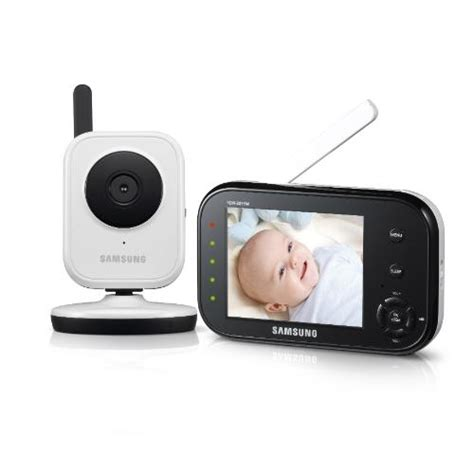 Samsung Smart Sew 3041w 1 samsung sew 3037w wireless baby monitor with infrared vision and ebay