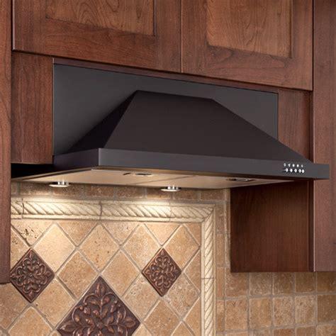 under cabinet kitchen hood 30 quot artisan series stainless steel black under cabinet
