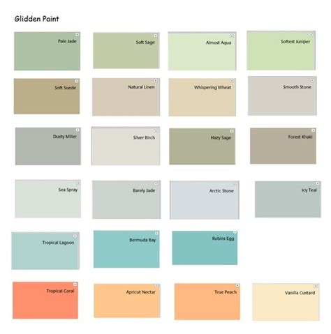 glidden colors pin by frazier berek on colors interior inspirations