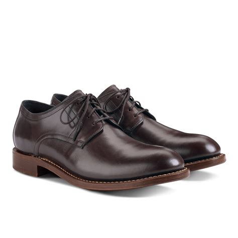 pair of brown leather shoes transparent png stickpng