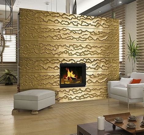 interior decorative paneling  walls modern wall
