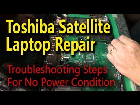fix laptop  powering  good battery power
