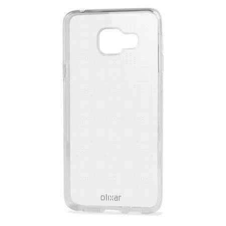 Ultra Thin Samsung A3 2016 olixar ultra thin samsung galaxy a3 2016 100 clear