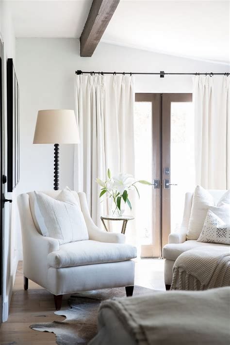 curtains in living room best 25 white linen curtains ideas on pinterest white
