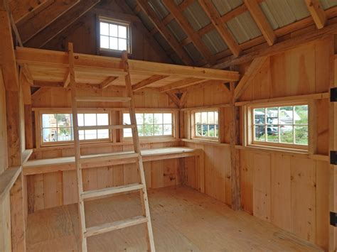 10 X 16 Shed Floor by 10x16 Shed Board And Batten Shed Plans