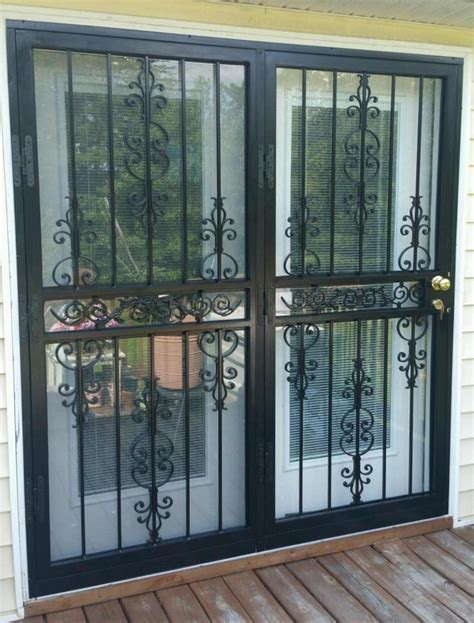 secure patio doors 26 best entry and security doors images on