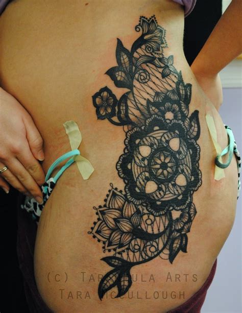 full body lace tattoo 101 elegant lace tattoo designs that fit for any girl