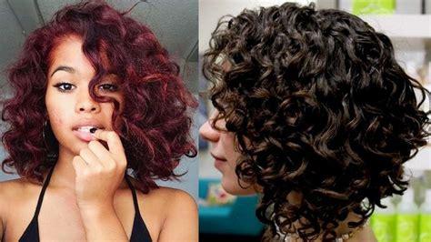 corte pelo rizado mujer 100 cortes de cabello para mujer 161 encuentra tu estilo