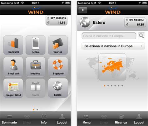 piani tariffari wind mobile offerte ricaricabili wind con smartphone