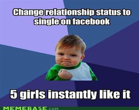 Status Meme - forever alone facebook status meme jpg
