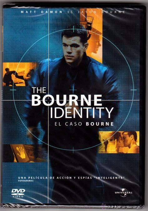pelicula caso bourne dvd the bourne identity el caso bourne 161 nuev comprar