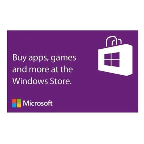 Windows Gift Card - microsoft windows gift card 5