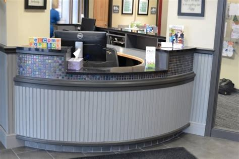 Dental Reception Desk Dental Office Reception Desk Archives Creative Surfaces