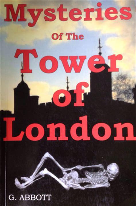 mysteries   tower  london  geoffrey abbott