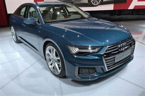 Audi A6 New by Audi A6 Saloon 2018 Interior Price And Release Date