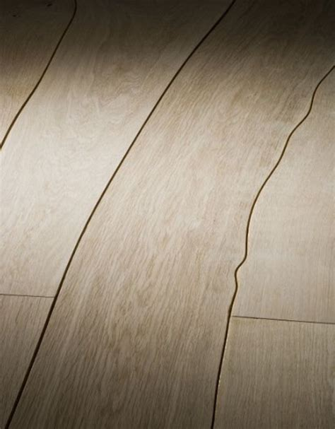 Cut Floors by Scanned Boards Custom Cut Into Curved Hardwood Floors