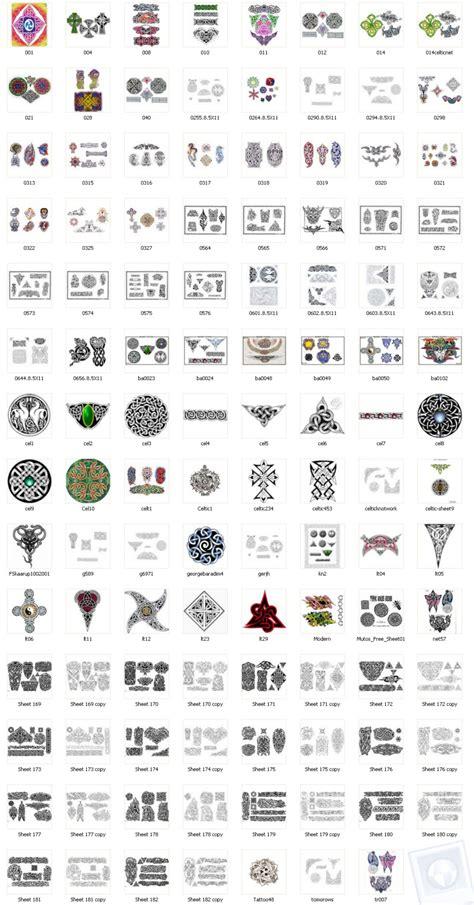 Keltische Muster Vorlagen Kostenlos Celtic Keltische Vorlagen Ebay