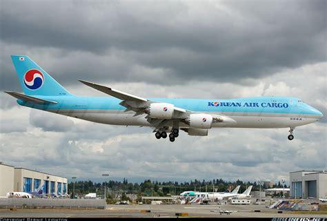korean air cargo hl7610 boeing 747 8htf scd aircraft picture air boeing 747 8f boeing 747
