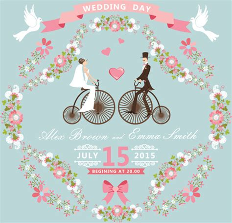 Wedding Vector Free by Wedding Card Vector Free Vector 13 245 Free