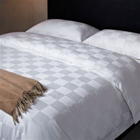 what kind of comforters do hotels use luxury jacquard hotel bed sheet fabric view high quality