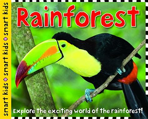 Recomended Book For Childreen The Smartes Step For Kindergarten the best rainforest children books living